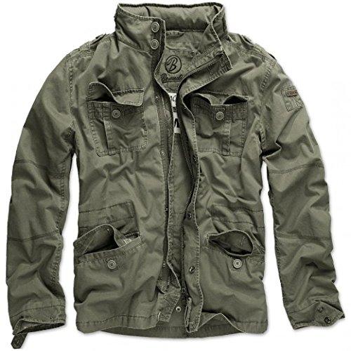Brandit britannia giacca oliva taglia xl