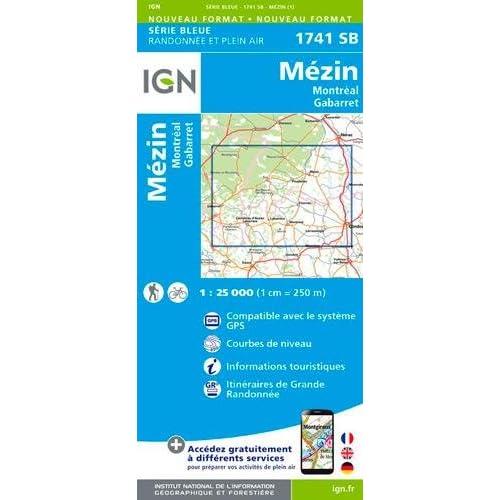 1741SB MEZIN MONTREAL GABARRET