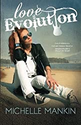 Love Evolution: A rock 'n roll love story based on Shakespeare's Twelfth Night by Michelle Mankin (2012-05-27)