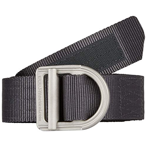 5.11 Tactical Ceinture Trainer Homme, Charcoal, FR (Taille Fabricant : XXXL)