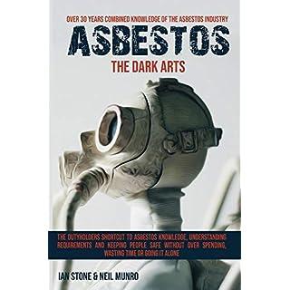 Asbestos The Dark Arts (B&W Version)