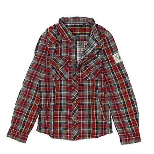 IKKS ragazzo shirt rosso 122 cm-128 cm