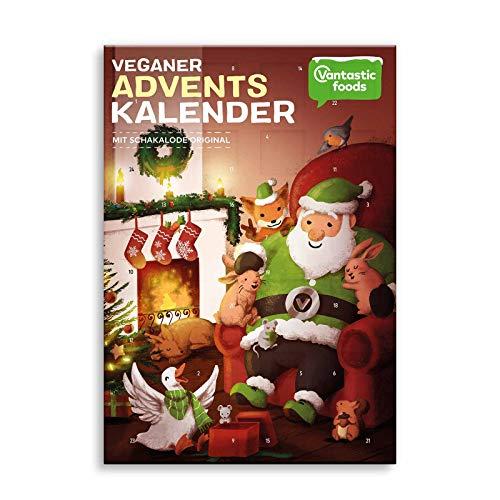 Adventskalender vegan