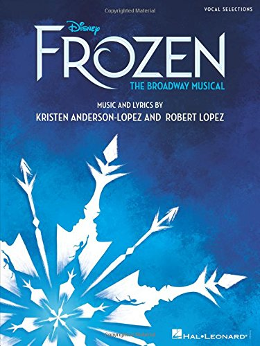 Disney\'s Frozen - The Broadway Musical