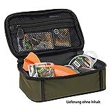 Fox R-Series Accessory Bag Medium 22x8x13cm - Tackletasche für Karpfenzubehör, Angeltasche für Haken, Bleie & Vorfachmaterial