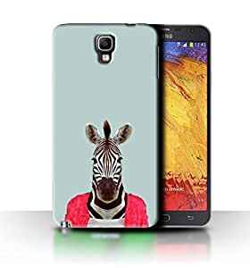 PrintFunny Designer Printed Case For Samsung Galaxy Note3 Neo