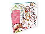 Kit de loisir créatif enfant - Attrape Rêves du Monde - 5 Projets - DIY - Dream Box Collector - Dès 7 ans - Sycomore - CRE2081