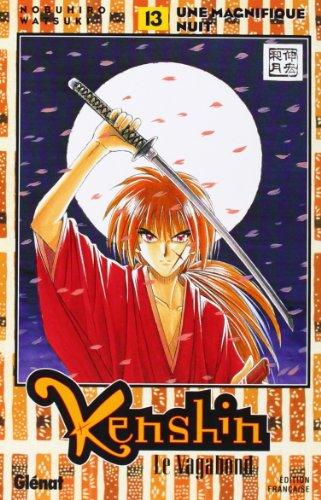 Kenshin - le vagabond Vol.13 par WATSUKI Nobuhiro