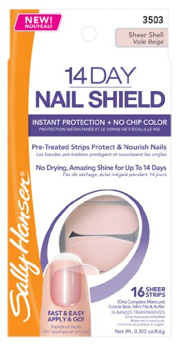 Sally Hansen 14 Day Nail Shield - Sheer Shell (3503)