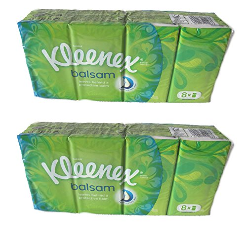 kleenex-balsam-multipack-tissues-8-pocket-packets-of-9-sheets-each-by-kleenex-aroma