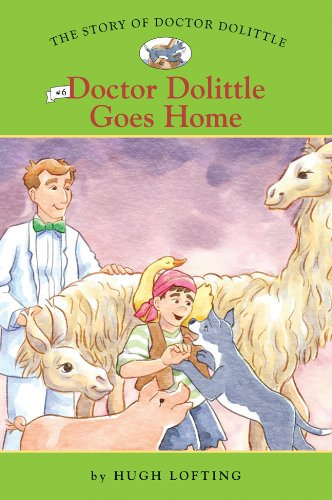 Doctor Dolittle Goes Home