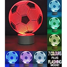 Suchergebnis Auf Amazon De Fur 3d Fussball Lampe