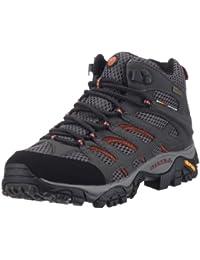 Merrell MOAB MID GTX J87314 - Zapatillas de senderismo para mujer, color gris, talla 42