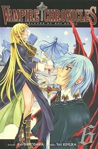 Vampire Chronicles - La Légende du roi déchu Edition simple Tome 6