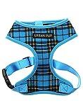 Urban Pup Blue Tartan Harness Large