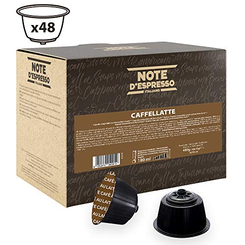 Note D'Espresso - Cápsulas de