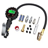 LiNKFOR Tire Pressure Gauge Digital Tire Pressure Checker 250 PSI with Batteries 3