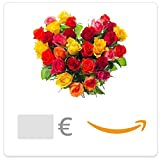 Buono Regalo Amazon.it - Digitale - Cuore di fiori