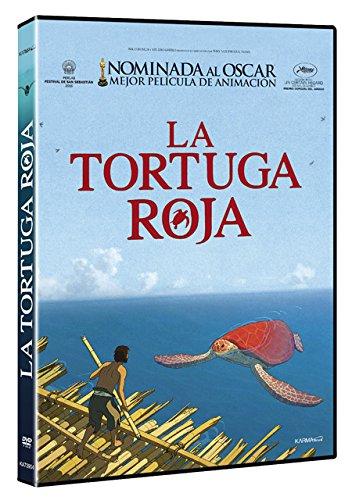 La Tortuga Roja [DVD]