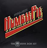 Humble Pie: The A&M Vinyl Boxset 1970-1975 [Vinyl LP] (Vinyl)