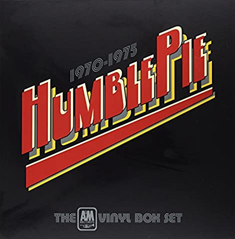 The A&M Vinyl boxset 1970-1975 (Coffret 7LP - Tirage Limité)