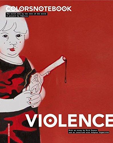 Colors Notebook - Violence (BIRKHÄUSER)