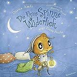 Die kleine Spinne Widerlich sagt Gute Nacht (Pappbilderbuch)