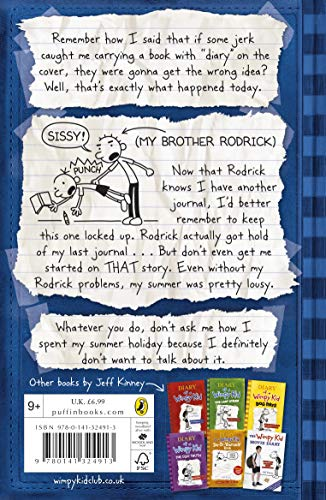 Buy Diary Of A Wimpy Kid Rodrick Rules Online At Low Prices In India Diary Of A Wimpy Kid Rodrick Rules Reviews Ratings Ideakart Com India
