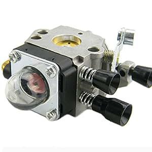 Savior carburateur carburateur pour STIHL FS74 FS75 FS76 FS80 FS80R FS85 FC75 FC85 SP80 HT75 Zama de HT70 Coupe-C1Q S157 C1Q-S69A C1Q-S63A 41371200614
