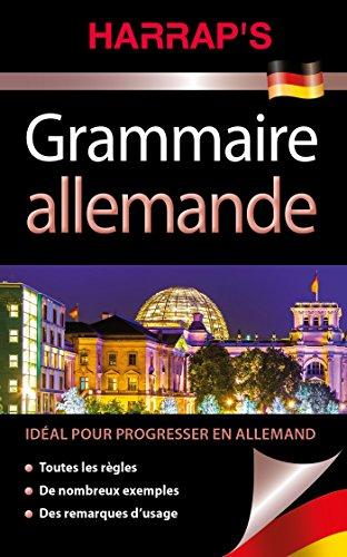 Harrap's Grammaire Allemande par Collectif