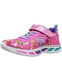 Skechers Litebeams-Feelin' It, Zapatillas de Entrenamiento Para Niñas
