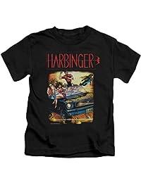 Harbinger - Jugend-Weinlese-T-Shirt