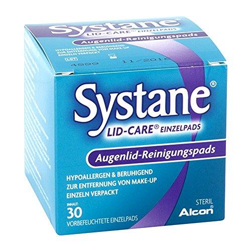 Systane Lid-care Einzelpads 30 stk