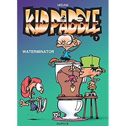 Kid Paddle, tome 7 : Waterminator