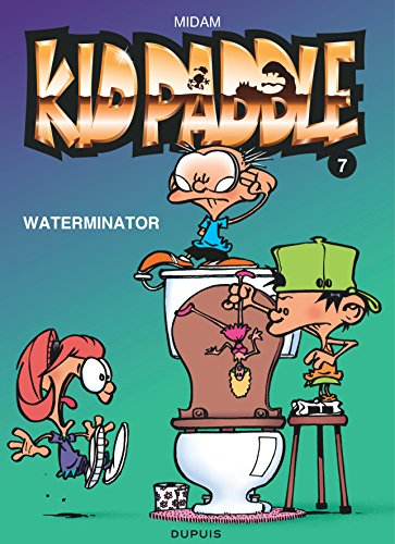 Kid Paddle, tome 7 : Waterminator par Midam