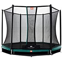 Berg Toys 35.30.10.00 Trampolin Talent Inklusiv Netz, Inground, 305 cm