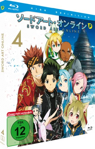 Staffel 1, Vol. 4 [Blu-ray]