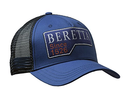 Beretta Victory Corporate Cap Blue Navy & Blue Trap Clays Shooting BT041-058R