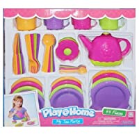 Peterkin UK Ltd My Tea Party Boxed Playset