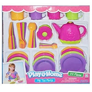 My Tea Party Boxed Playset