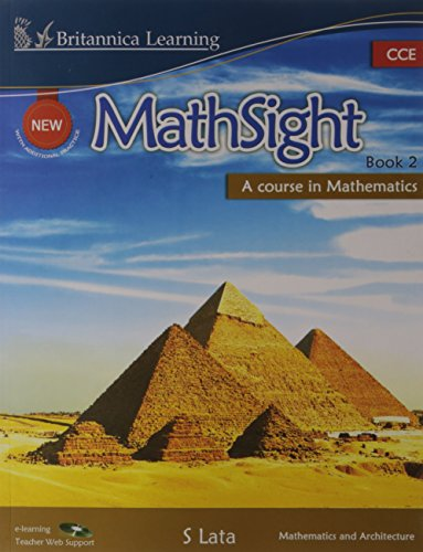 New MathSight (CCE Edition) Class - 2