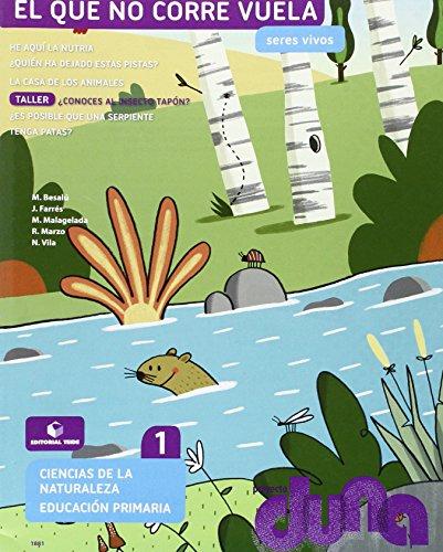Seres vivos. Ciencias de la naturaleza 1. Proyecto Duna - 9788430718818