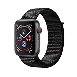 Apple Watch Series 4 GPS + Cellular, 44mm Gold Aluminium Case