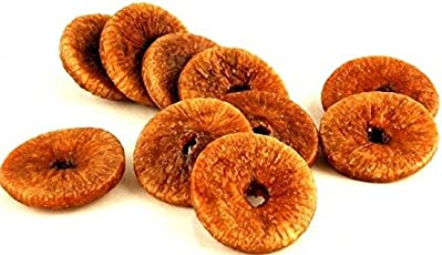 Ancy Exotic Big Size Fig (Anjeer) 500gm (Pack of 2x250)