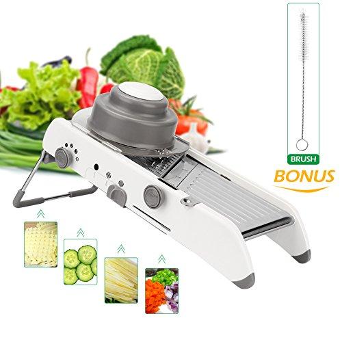 Mandoline Cuisine Professionnelle Coupe Légumes Multifonction...
