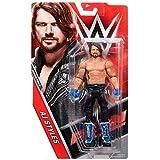 WWE AJ Styles 'El Fenomenal Uno' Básico Serie 68.5 Wrestling Figura De Acción