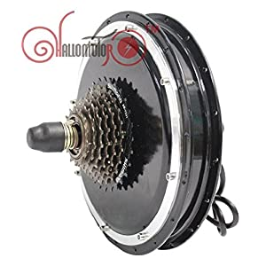 High Quality 48V 1000W Electric Bicycle Motor Ebike Brushless,Gearless Hub Motor for Rear Wheel e-bike conversion Kit