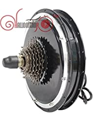 High Quality 48V 1000W Electric Bicycle Motor Ebike Brushless,Gearless Hub Motor for Rear Wheel e-bike conversion Kit