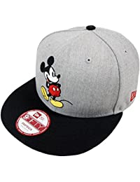 New Era Mickey Mouse CL Grey Snapback Cap 9fifty Special Limited Edition  Disney 9b7b957bd8c