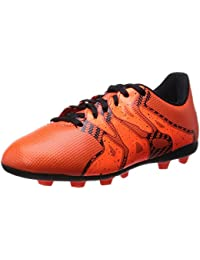 adidas X 15.4 FG, Boys' Football Boots